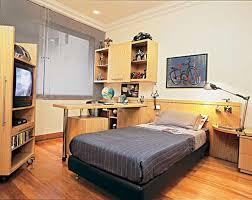 kids bedroom with tv. Bedroom:Magnificent Boys Bedroom With Wooden Laminate Flooring Also Grey Bed Sheet And Corner TV Kids Tv W