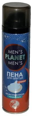 <b>Пена для бритья Men's</b> Planet увлажняющая Festiva — купить по ...