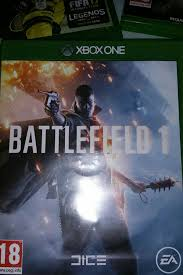 Battlefield 1 xbox one in Charnwood for ...