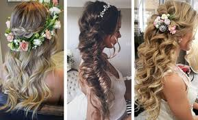 hairstyles for wedding. 28 Trendy Wedding Hairstyles for Chic Brides StayGlam