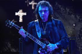 Iommi Designs Tony Iommi Recalls How Black Sabbath Lost Contact On Tour