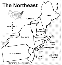 northeastern states. northeastern us states and capitals m