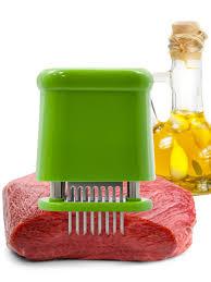 <b>Тендерайзер для мяса</b> Borner (Германия), прямоугольный, цвет ...