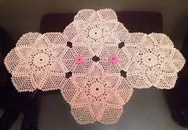 Crochet Table Runner Patterns Easy Awesome Ideas