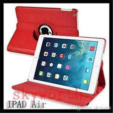 for ipad pro 9 7 10 5 2018 air 2 3 4 5 mini samsung tab t590 magnetic 360 rotating leather case stand tablet pc cases tablet cases 8 from skyworth