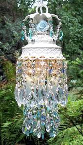 petite crystal chandelier jeweled summer princess petite crystal roses by clarissa crystal drop petite round chandelier
