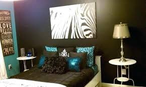 Brown And Turquoise Bedroom Turquoise And Brown Bedroom Decorating Ideas  Brown And Turquoise Wall Decor Medium