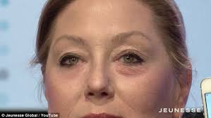 cream that works like botox instantly ageless cream appears to erase eye bags in 45 seconds
