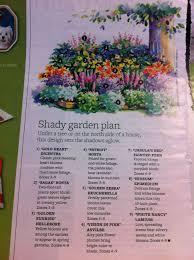 Shade Garden Design Zone 4 Garden Plan Shade Garden Garden Planning Garden Landscaping