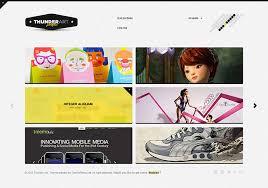 Artist Website Templates Beauteous 28 Cool Website Templates For Artists Photographers Designers