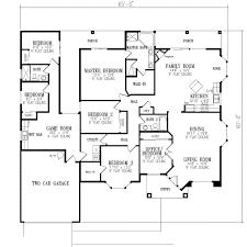 six bedroom floor plans best free