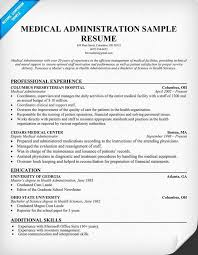 Ltc Administrator Sample Resume Simple Health Administration Resume Sample Lovely Medical Administration