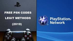 how to get free psn codes legit methods 2019