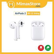 Bản VN/A] Tai Nghe Bluetooth Apple AirPods 2 - MV7N2 - VN/A Mới 100% Loại  Sạc Có Dây   Hàng Chính Hãng Apple giá cạnh tranh