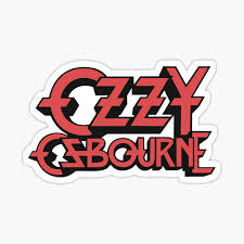 I really miss randy but he's in my heart and i'm saying hi to you ozzy and zach. Ozzy Osbourne Stickers Redbubble