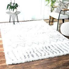 plush area rugs 8x10 contemporary area rugs plush area rugs white area rug amusing white fuzzy
