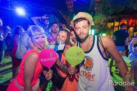 Paradise Beach Moon Festival 2019 - Qbic Travel - Phuket, Thailand