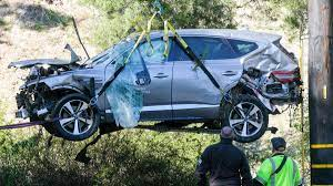 Tiger Woods update: SUV crash was caused by speed and an inability to  negotiate a curve, Los Angeles County sheriff says - CNN