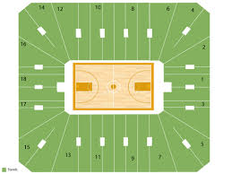 Cassell Coliseum Seating Chart And Tickets