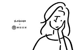 上馬の日本茶専門店で人気イラストレーター企画展 煎茶の味わいに着想