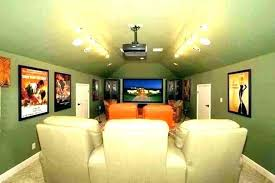 contemporary home lighting. Home Theater Lighting Design Exotic  With Track And Recessed Contemporary Home Lighting