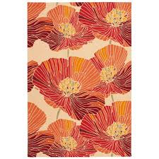 this review is from fantasy sunset 5 ft x 8 ft area rug