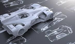 Diy Car Design Pin By James R On Car Design Concept Cars Racing Car