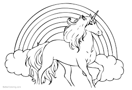 Unicorn Coloring Pages Printable For Kids Printable Coloring Page