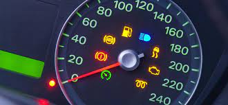 car warning lights need your attention