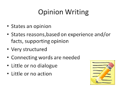 four square writing a quick and easy way to write an essay ppt 2 opinion writing states an opinion states reasons based on experience and or facts supporting opinion very structured connecting words are needed little