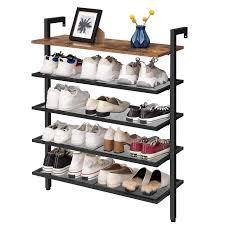 best wall mounted shoe racks footwear