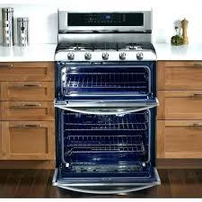 kitchenaid double ovens double oven gas range fashionable gas range double oven traditional kitchen inch 5