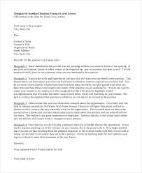 extraordinary inspiration cover letter formatting 16 format