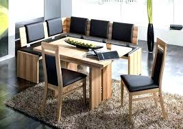 breakfast nook furniture. Breakfast Nook Set Leather Furniture Benches With Storage .