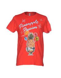 Moschino Barbie Backpack Replica Moschino Swim T Shirt Red