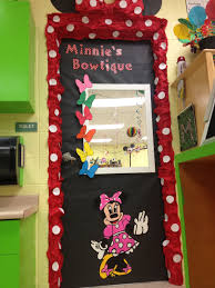 Mickey Mouse Clubhouse Bedroom Decorate Girls Bathroom Door In A Classroom To Show Minnies
