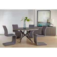International Furniture 3318 LGO Xena Banyan Dining Table