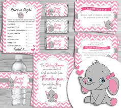 Best 25 Baby Shower For Girls Ideas On Pinterest  Girl Baby Elephant Themed Baby Shower For Girl