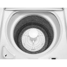 High Efficiency Top Loader Ntw4605ew Amana 35 Cu Ft High Efficiency Top Load Washer White