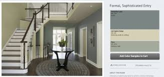 foyer paint colorsHow NOT to Choose Paint Colours But Everybody Does It  Maria