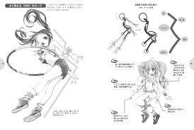 萌えキャラクターの描き方 しぐさ感情表現編 イラストマンガ絵画