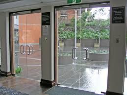 frameless glass entrance doors our s