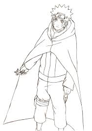 Small Picture Naruto Robe Naruto Coloring Pages Pinterest Naruto Naruto
