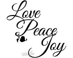 Peace Love Joy Quotes Extraordinary Peace Love Joy Quotes New Modern Vector Letteringinspirational Hand