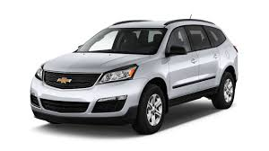 Chevrolet Traverse - Carplex