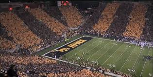 Kinnick After Dark Iowa Penn State Set For Night Game Go