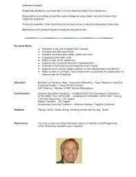 Resume Best Practices Resume Templates