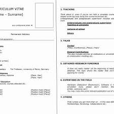 Google Resume Template Free Inspirationa Google Doc Resume Templates ...