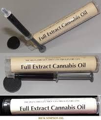 Rick Simpson Oil Dosage Chart Rick Simpsons Cannabis Oil Alchimia Blog