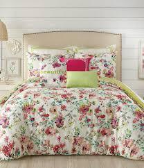 startling jessica simpson watercolor garden comforter mini set jessica simpson watercolor garden comforter mini set dillards